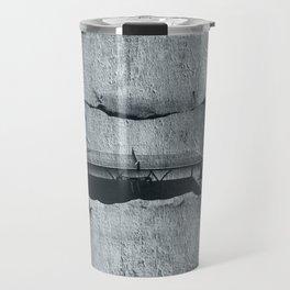 Ping Pong Abstract Travel Mug