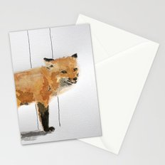 Smiling Fox Stationery Cards