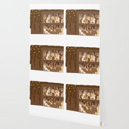 Cake Slice - Choco Marble Wallpaper