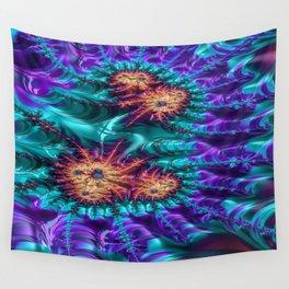 Tamer Crimson Wall Tapestry