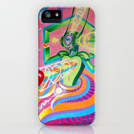 """Love AmBASSador"" by Adam France iPhone Case"