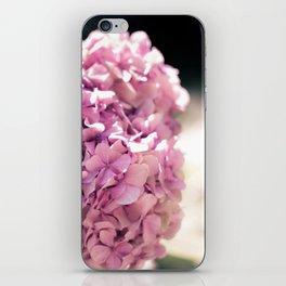 The beautiful hydrangea iPhone Skin