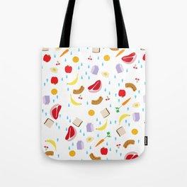 Hungry Tote Bag