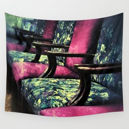 Waiting Room Series #1 Wall Tapestry