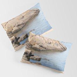 Blue Maiden – Blå Jungfrun Pillow Sham