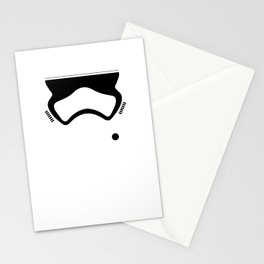 First Order Stormtrooper Stationery Cards
