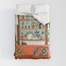 Let the sun shine on your plants Comforters