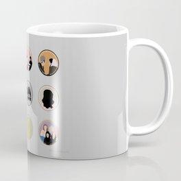 SANA BAKKOUSH: A MINIMALIST STORY Coffee Mug