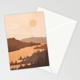 Deep River Country Stationery Cards