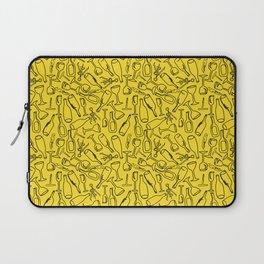 Wine (yellow) Laptop Sleeve