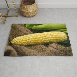 Corn on the Cob Rug