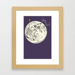 For Sam S.  Framed Art Print