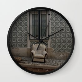 Have a sit Wall Clock