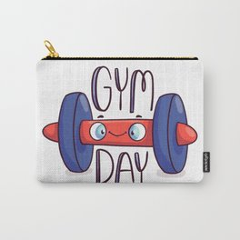 Gym Day Carry-All Pouch