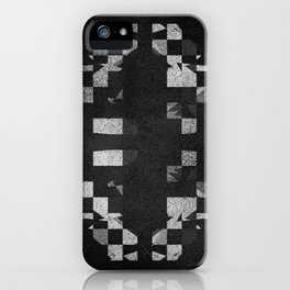 SHAD█WS iPhone Case