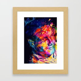 Paul Newman Framed Art Print