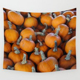 Pumpkins 1 Wall Tapestry