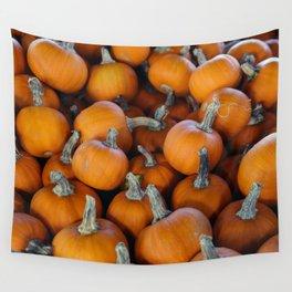 Pumpkins 1 Wall Tapestry