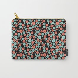 Sew Many Buttons Carry-All Pouch