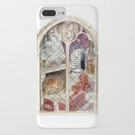 Wizard Window of Bravery iPhone Case