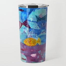 Reflexes Travel Mug