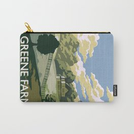 Greene Farm, GA / The Walking Dead Carry-All Pouch