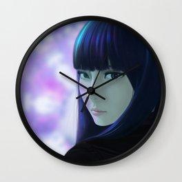 Chiyuki Death Parade Wall Clock