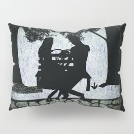 Love in the Park Pillow Sham