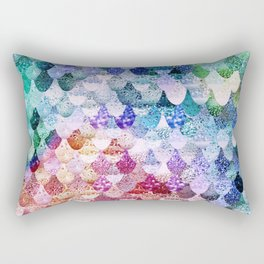 REALLY MERMAID FUNKY Rectangular Pillow