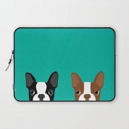 Boston Terriers Laptop Sleeve