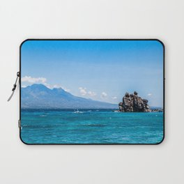 Dauin and the Bohol Sea Laptop Sleeve