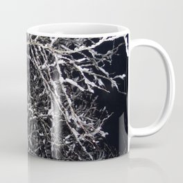 Skeleton of a Tree Coffee Mug