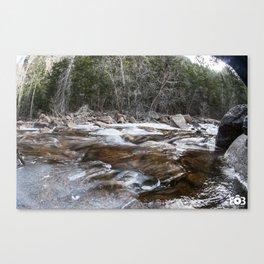 River side. Canvas Print