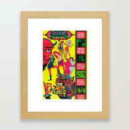 The Acid Eaters Framed Art Print