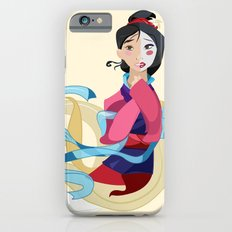 Mulan: Reflection iPhone 6s Slim Case