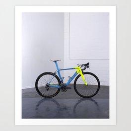 Ritte - Player One Art Print
