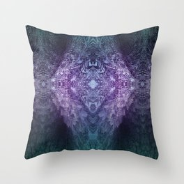 The Source Code Throw Pillow