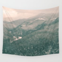 West Virginia Mountains Wall Tapestry