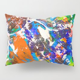 Neurons and Synapse in the Mind. Make a Memory Pillow Sham