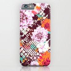 Croc Floral iPhone 6 Slim Case