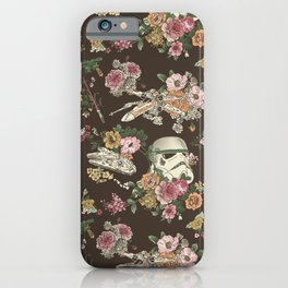 Botanic Wars iPhone Case