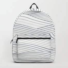 Smooth Japanese Wave Backpack
