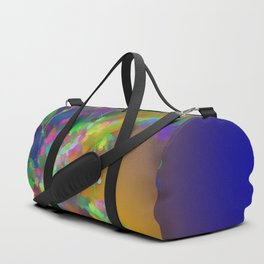 The creative smoker Duffle Bag