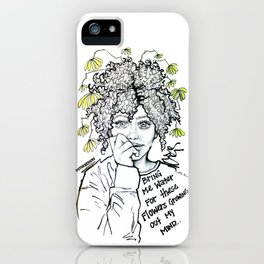 #STUKGIRL SUMMER iPhone Case