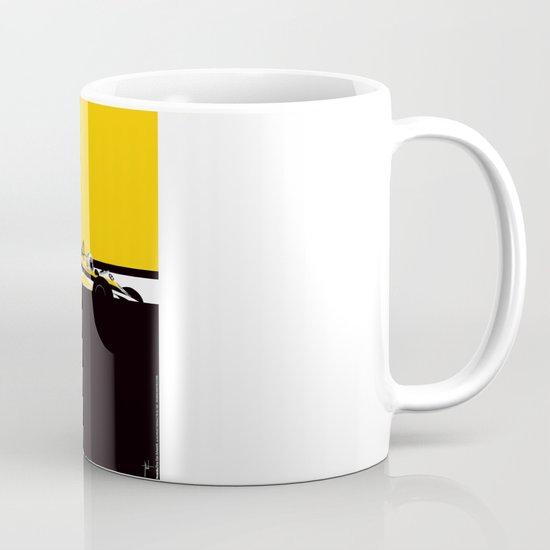 Alain Prost, Renault RE30, 1981 Mug