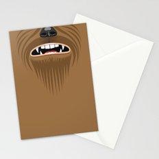 Chewbacca - Starwars Stationery Cards