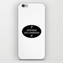 RENFREW COLLINGWOOD iPhone Skin