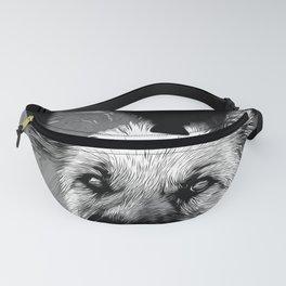 german shepherd dog v2vabw Fanny Pack