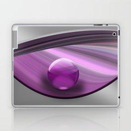 Lilac Ball  Laptop & iPad Skin