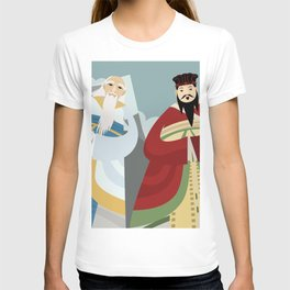 greatest chinese philosophers T-shirt